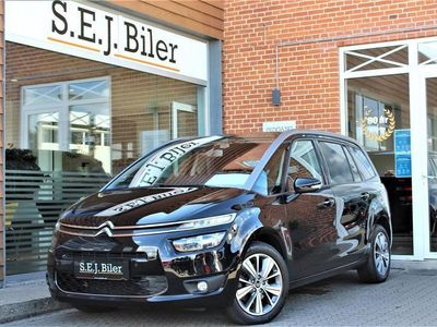 brugt Citroën Grand C4 Picasso 2,0 Blue HDi Intensive start/stop 150HK 6g A+