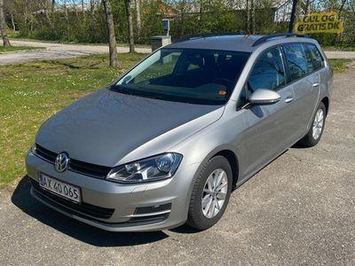 brugt VW Golf 1,4 TSI Variant BMT Comfortline