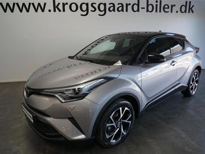 gebraucht Toyota C-HR 1,2 T C-ULT Smart - Sound - LED 116HK 5d 6g