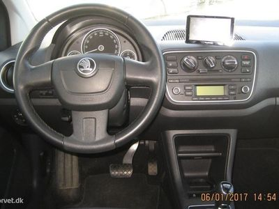 brugt Skoda Citigo 1,0 Elegance 75HK 5d Aut.