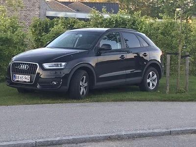 brugt Audi Q3 2.0 TFSI 170 HK QUATTRO