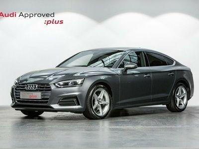 brugt Audi A5 Sportback 40 TDi Sport S-tr.
