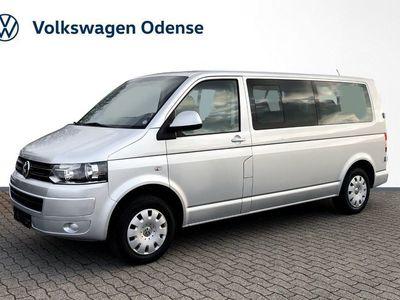 brugt VW Caravelle 2,0 TDi 140 Comfortline 9prs