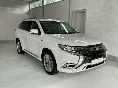 brugt Mitsubishi Outlander 2,4 PHEV Intense CVT 4WD 5d