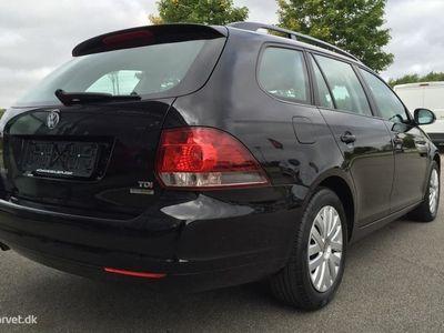 brugt VW Golf 1,6 BlueMotion TDI DPF Trendline 105HK Stc