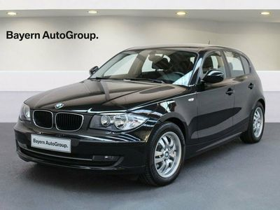 used BMW 118 d 2,0 Steptr.