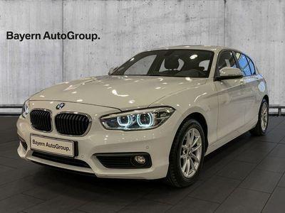 brugt BMW 116 d 1,5 ED Advantage aut.