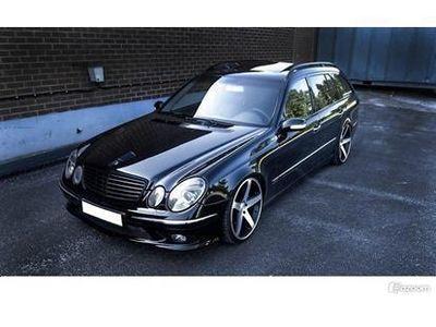 brugt Mercedes E320 2