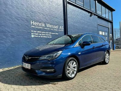 brugt Opel Astra Sports Tourer 1,4 Turbo Elegance 145HK Stc Trinl. Gear A+