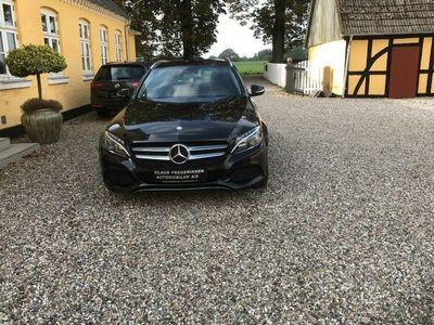 brugt Mercedes C220 2,2 BlueTEC Avantgarde stc.
