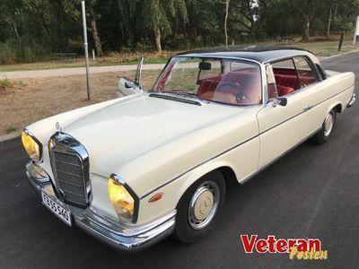 gebraucht Mercedes W111 220 SE