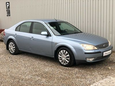 brugt Ford Mondeo 2,0 TDCi 115 Ambiente