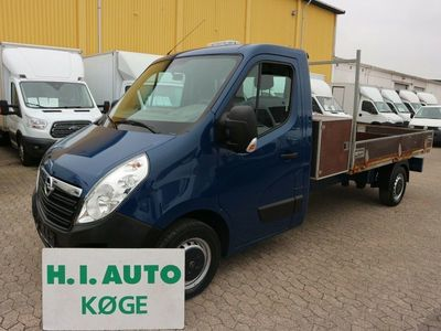 brugt Opel Movano 2,3 CDTi 150 Chassis L3 aut.