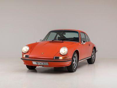 brugt Porsche 911S 2,4