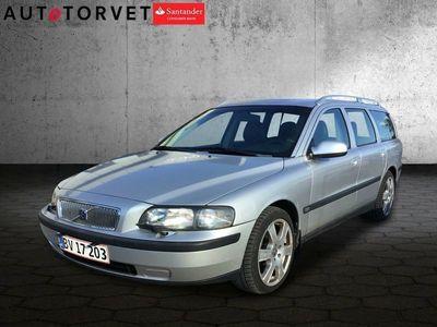 brugt Volvo V70 2,4 T