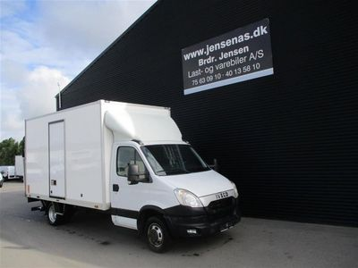 brugt Iveco Daily ALUKASSE M. LIFT 3,0 D 146HK Ladv./Chas. 2013