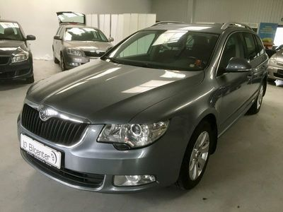used Skoda Superb 1,4 TSi 125 Ambition Combi