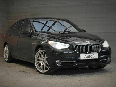 brugt BMW 530 Gran Turismo d 3,0 xDrive aut. Van