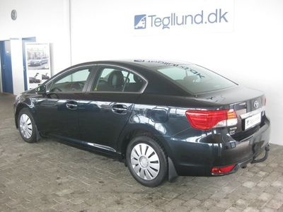 brugt Toyota Avensis D-4D T2 Touch