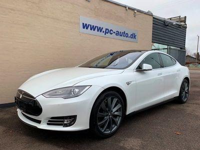 brugt Tesla Model S 90 7prs