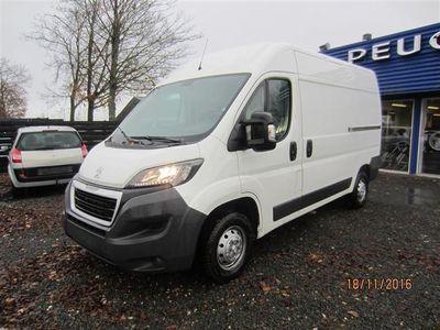brugt Peugeot Boxer 330 L2H2 2,2 HDI Premium 130HK Van 6g