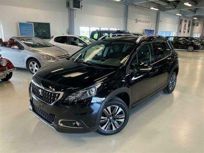 brugt Peugeot 2008 1,6 BlueHDi Selection Sky 100HK 5d