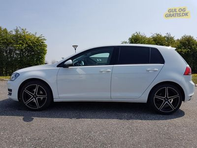 brugt VW Golf 2016VIl 1,4 TSi 125 Style BMT