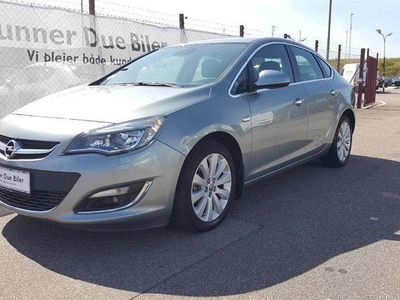 brugt Opel Astra 1,4 Turbo Cosmo Start/Stop 140HK 6g