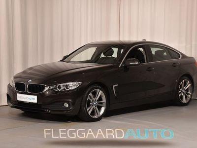 brugt BMW 420 Gran Coupé d 2,0 D 190HK 5d 6g