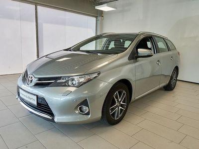 used Toyota Auris 1,6 Valvematic T2+ 132HK Stc 6g