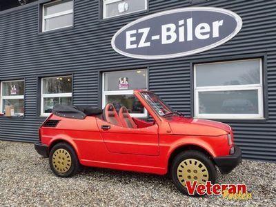brugt Fiat 126 Cabriolet