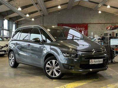 brugt Citroën Grand C4 Picasso 1,6 THP Intensive EAT6 start/stop 165HK 6g Aut.