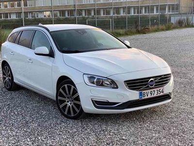 brugt Volvo V60 2,0 T4