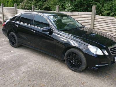 gebraucht Mercedes E200 CDI BE AUT.