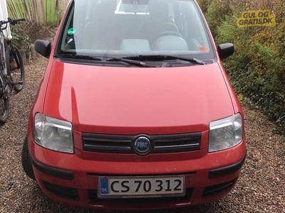 brugt Fiat Panda Nysynet lav km og træk
