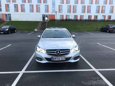 brugt Mercedes E220 CDI J0S2M0
