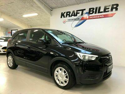 brugt Opel Crossland X 1,2 Excite