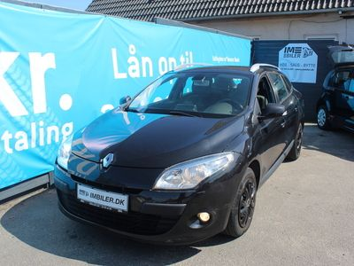 brugt Renault Mégane III 1,5 dCi 90 Expression ST 5d