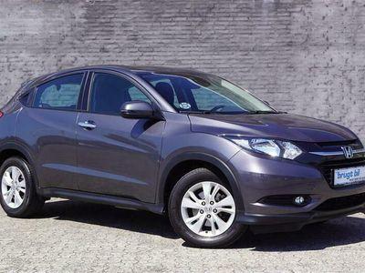 brugt Honda HR-V 1,5 VTEC Elegance Navi & ADAS CVT 130HK 5d Trinl. Gear