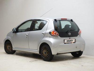 brugt Toyota Aygo 1,0 Plus MMT