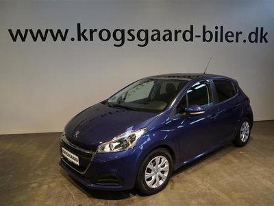 käytetty Peugeot 208 1,6 BlueHDi Chili Sky 100HK 5d