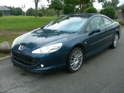 used Peugeot 407 Coupe