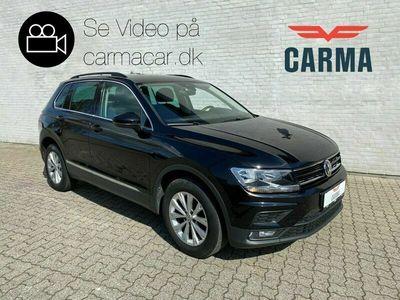 brugt VW Tiguan 2,0 TDi 150 Comfortline DSG 4Motion