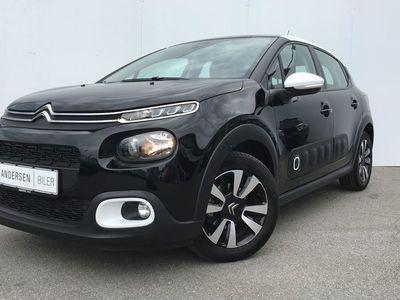 brugt Citroën C3 1,6 Blue HDi Skyline start/stop 100HK 5d