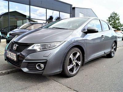 brugt Honda Civic 1,4 i-VTEC Comfort