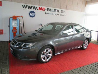 brugt Saab 9-3 2,0 T Linear Sport Sedan Hirsch