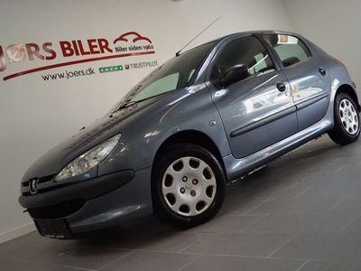 brugt Peugeot 206 1,4 Edition