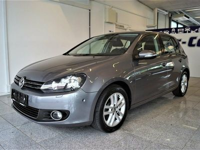 käytetty VW Golf VI 1,6 TDi 105 Highline DSG BMT