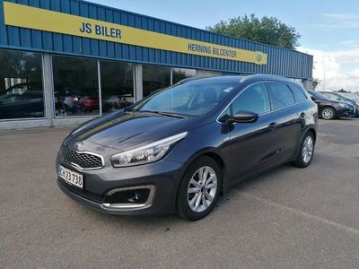 brugt Kia cee'd 1,0 T-GDi Attraction SW