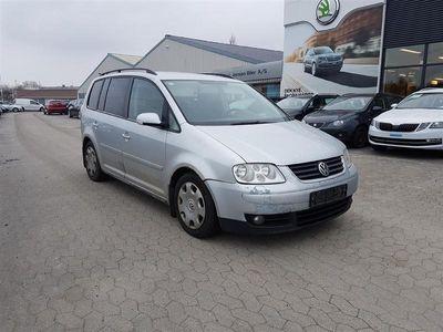 brugt VW Touran 2,0 TDI Trendline DSG 140HK Van 6g Aut.